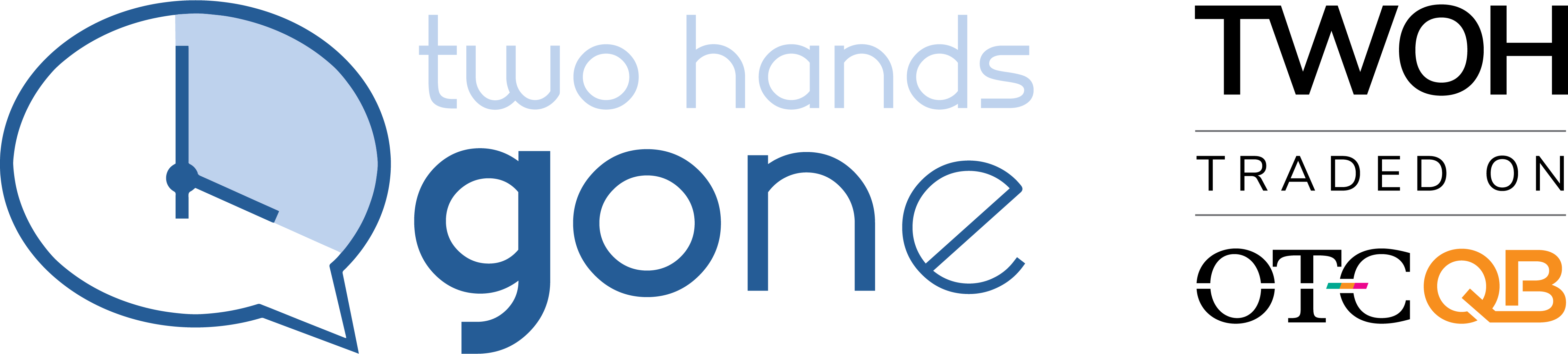Two Hands Gone Logo